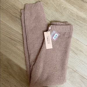 Oh Polly Sand Lounge Pants